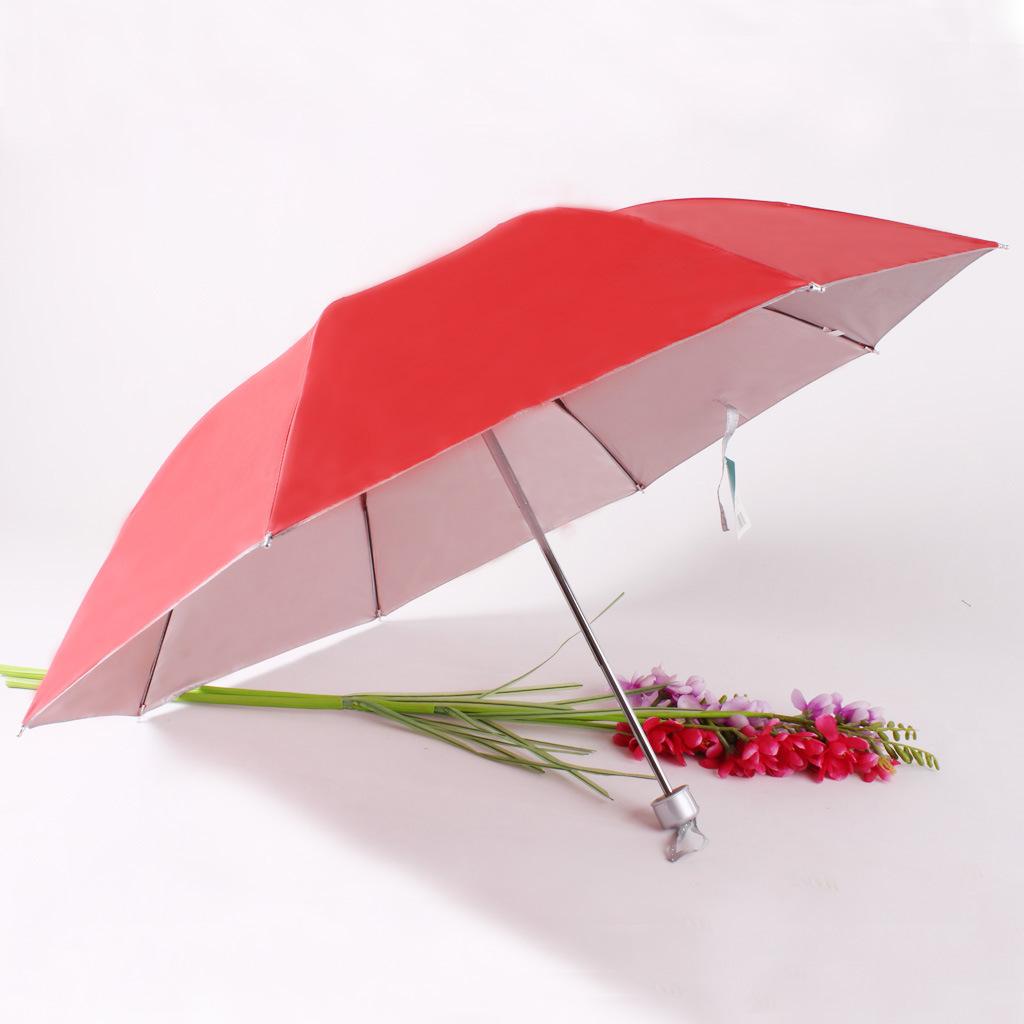 Promotional Colourful Foldable Wine Bottle Umbrella with Custom Logo XX-008