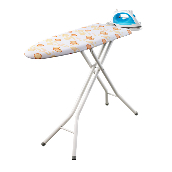 Garden Style Foldable Cotton Twill Ironing Board For Household (IB-012)