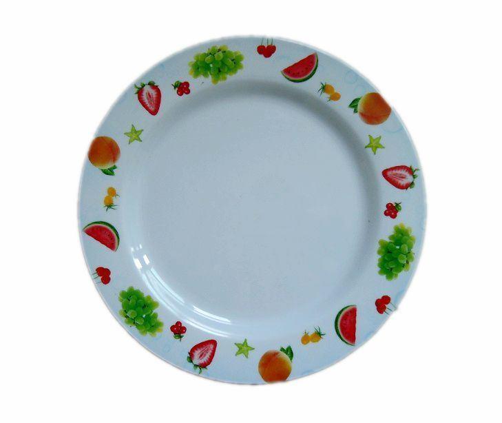 Food Grade Onyx Melamine Dinnerware/ Tableware/ Dishes/Plates  LR-011