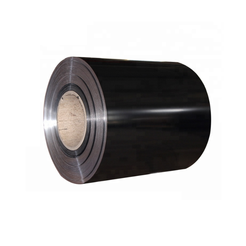 color coated aluminum roofing coated coil   DG19