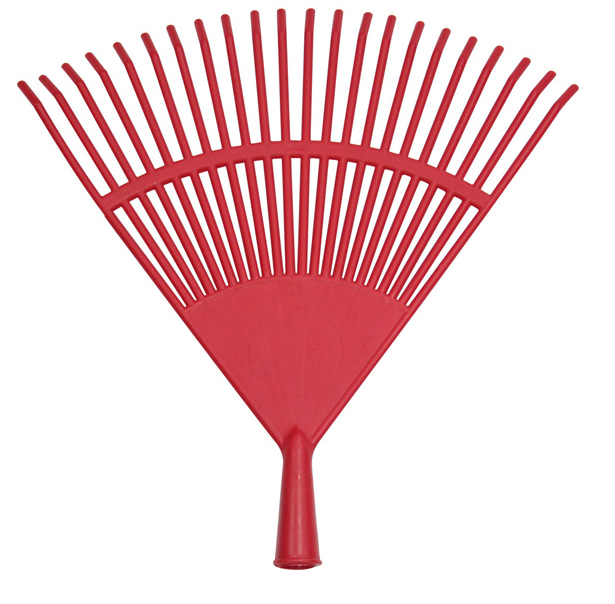 High Quality Metal Garden Leaf Rake From Factory