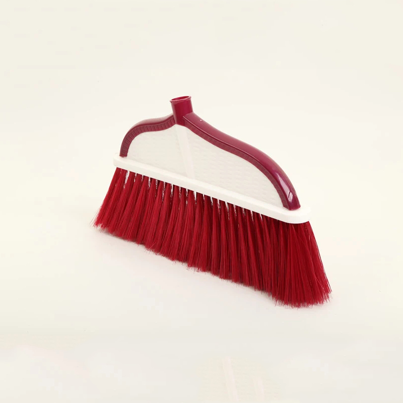 Cleaning Plastic Broom with Wooden or Plastic Handle 2856