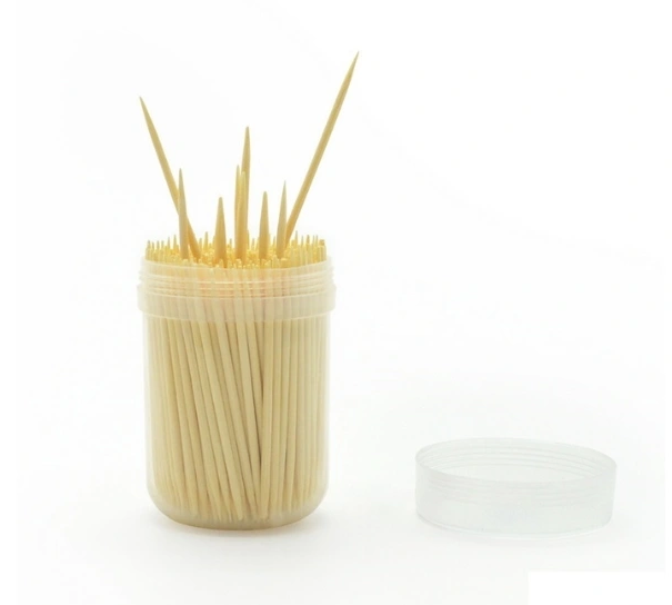 Wooden Birch Wooden Double Point Toothpick