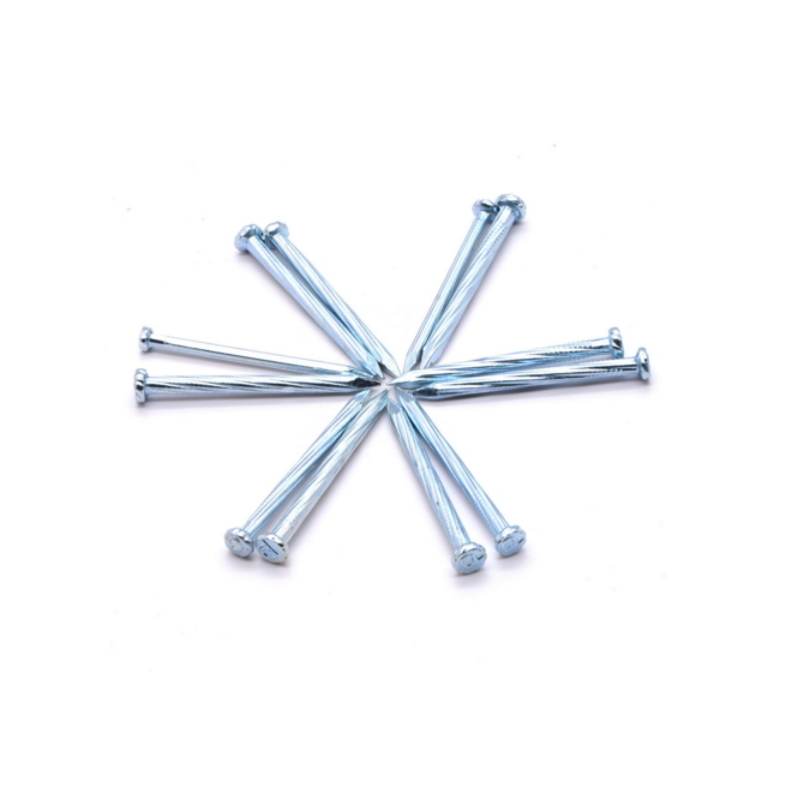 Factory Direct Sale Construction Materials Hardware Galvanized Concrete Nails  GCN010