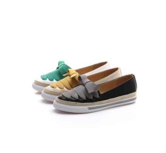Comfortable Canvas Leisure Shoes for Woman