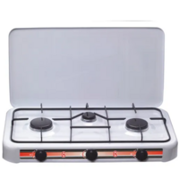 Top-Selling 3 Burners Gas Stove (GS-002)
