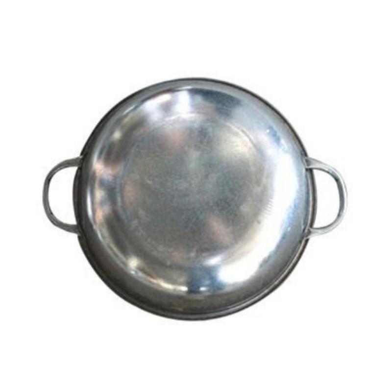 Factory Supply Galvanized Steel Head Pans