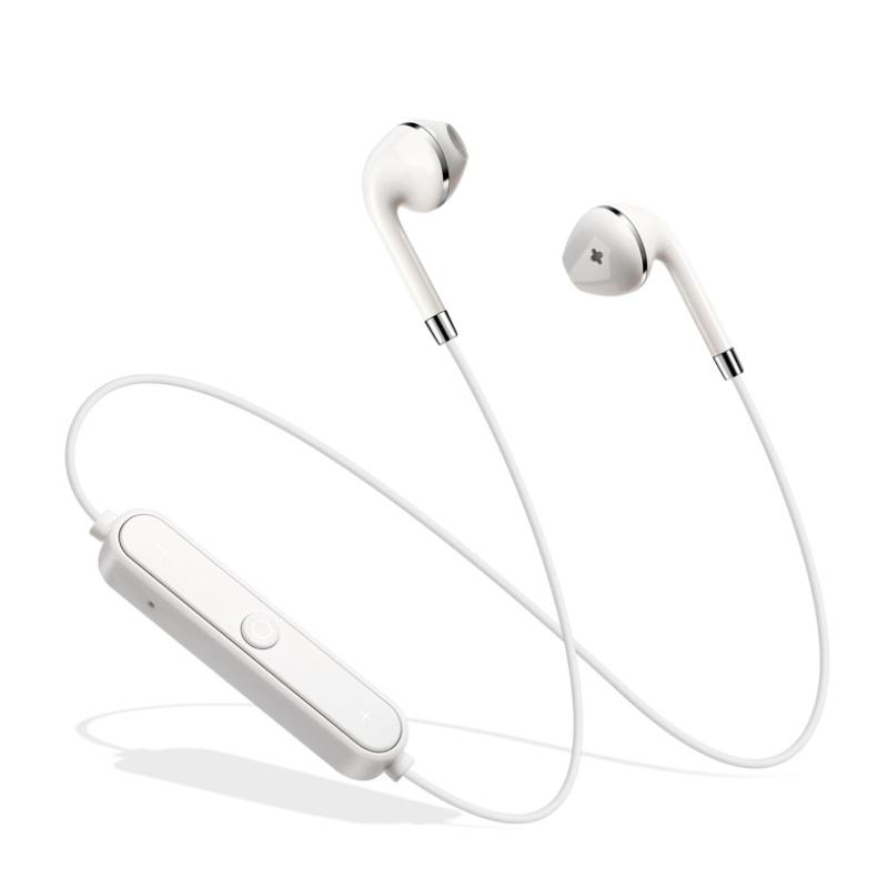 S6 smart wireless neck-mounted type sports bluetooth headset