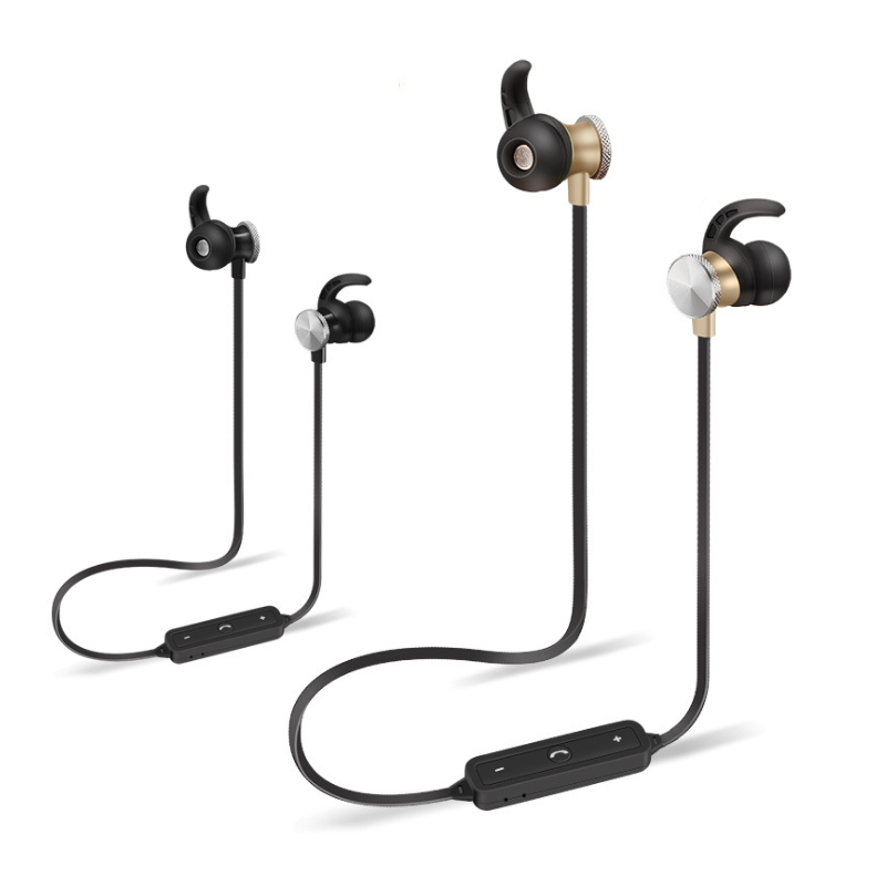 In-Ear Sports Bluetooth Headset Hanging Neck Bluetooth Headset