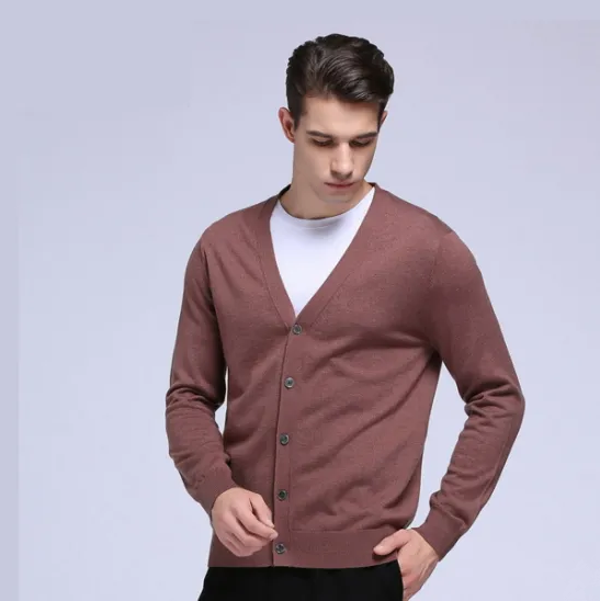 New Design Woolen Mens Sweaters and Cardigan