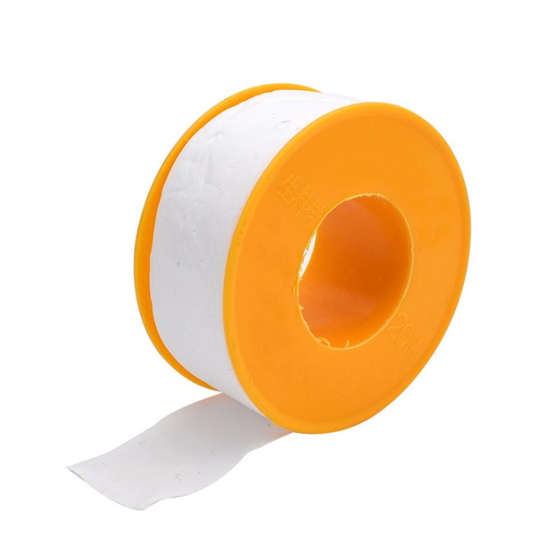 Engineering Wholesale Waterproof Raw Material Belt, PTFE Seal Tape  SJ-006