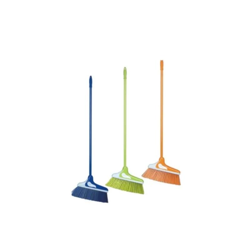 Long Handle New Stylle Plastic Household Brooms