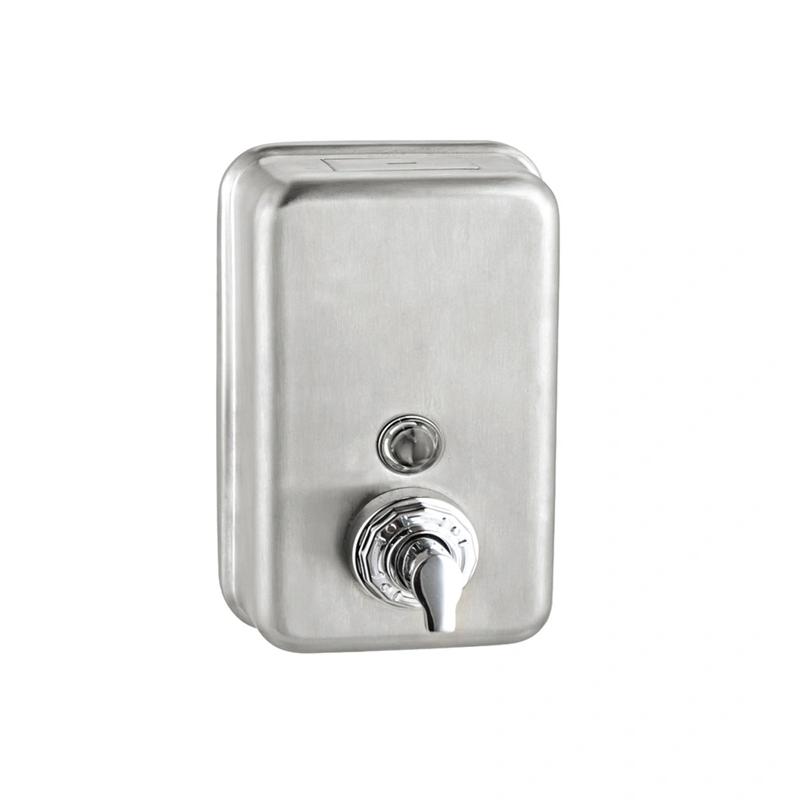 1000ml Wall Mounted 304# Stainless Steel Foam Soap Dispenser Zsh8-1000bf