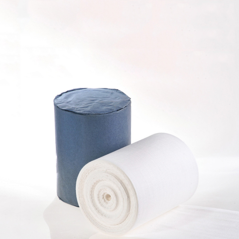Manufacturers Supply Medical Cleaning Gauze Rolls