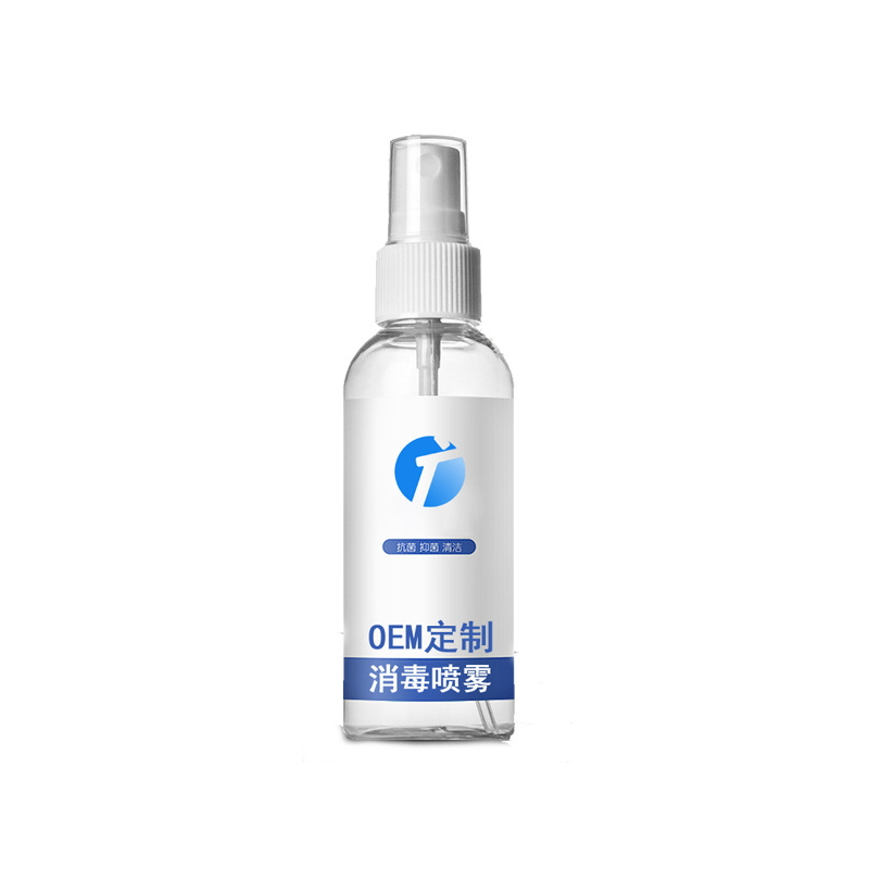 Portable Medical Disinfection Spray Chlorine-Containing Antibacterial Disinfectant