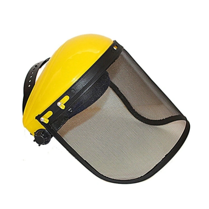 Metal Mesh Head Type Anti-Splash Screen Explosion Mask Corona Mask