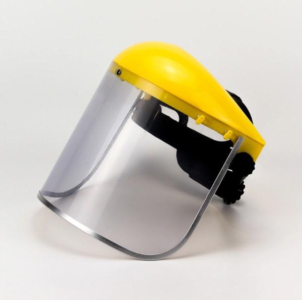 Sanding Protection Anti-Impact Screen Anti-Splash Head Mask