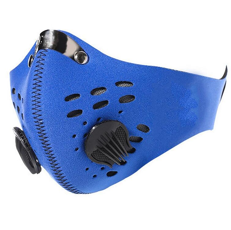 Fashionable Anti Dust Custom Printed Dust Mask with Exquisite Workmanship