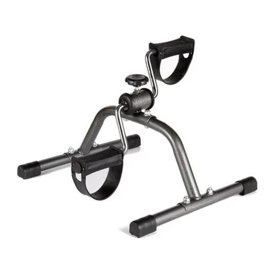 Foldable Home Fitness Pedal Mini Stepper Leg Trainer Bike Exercise Rehabilitation Bike Exercise Tools