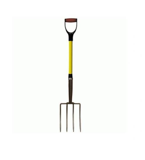 4 Tine Spading Garden Fork Digging Fork Pitch Fork