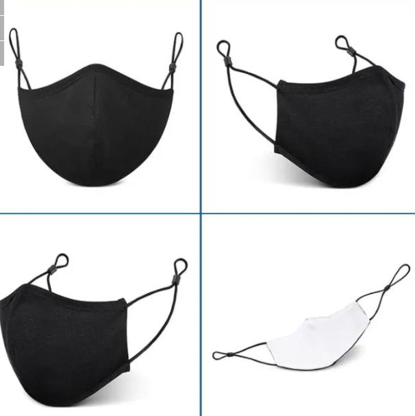 Fabrics 50 Times Repeated Washing Silver Ion Reusable Face Mask