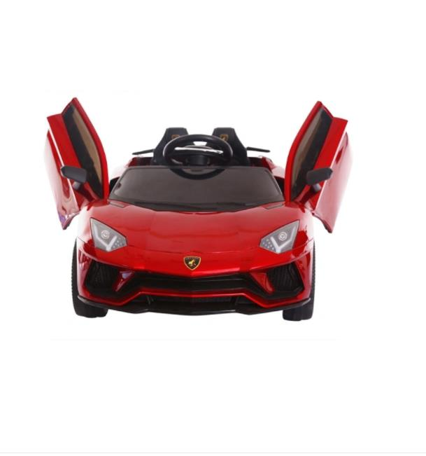 Manufacturers Direct Children Hydraulic Door Electric Cars 1-8 Years Old Children Four-Wheel Drive Toy Cars Can Sit People