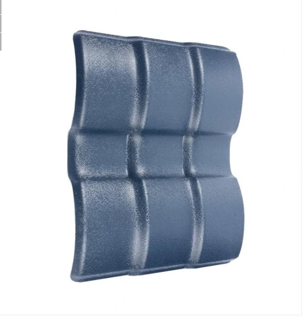 ASA Synthetic Resin Plastic Flat Roof Sheet Roof Tiles Prices
