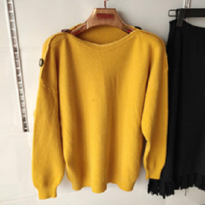 2019 Fall New Women Sweater Pullover Knitted Sweaters Tops Winter Casual