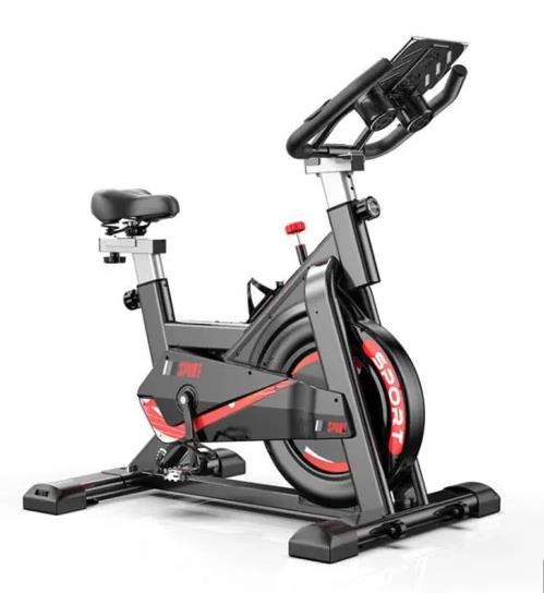 Sports Bike Cross Border Supply of Home Fitness Equipment Quiet Exercise Bike Indoor Sports Bike