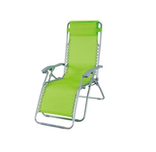 Outdoor Folding Sun Deck Chair Cho-137-4