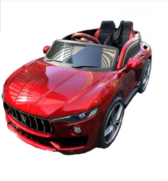 Children Electric Car Four-Wheel Baby Swing Buggy Children Sports Car Remote Control Baby Toy Car Can Sit People
