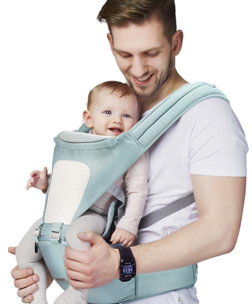 China Hand-Held Sling Carrier Backpack Ergonomic Baby Carry Bag