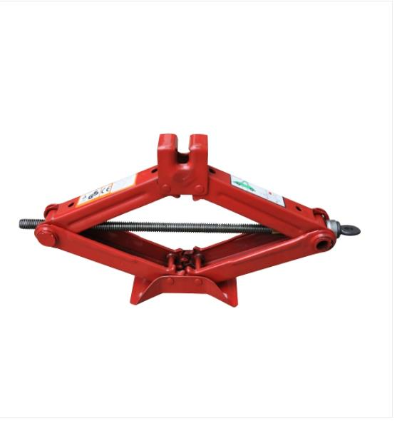 Car Scissor Jack Auto Repair Tool 1.5t Lifting Capacity