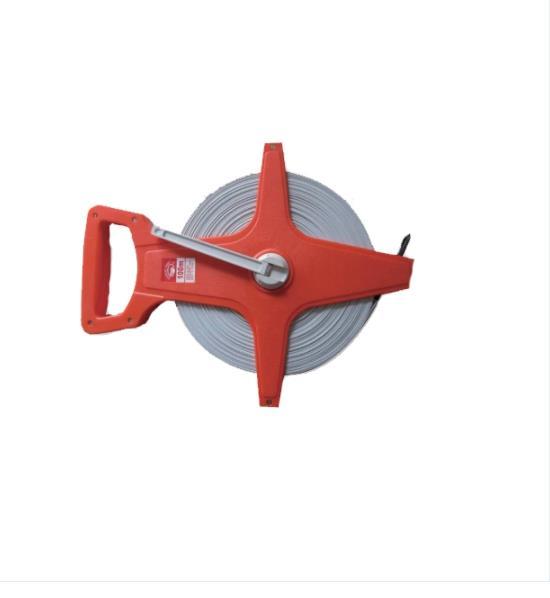 10~100m Soft Fiberglass Tape Measure Industrial Tc-011
