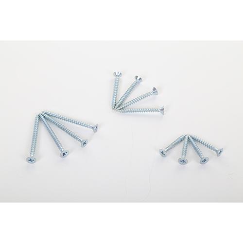 New price bright zinc color pozi flat countersunk head wood screws chipboard screws nail