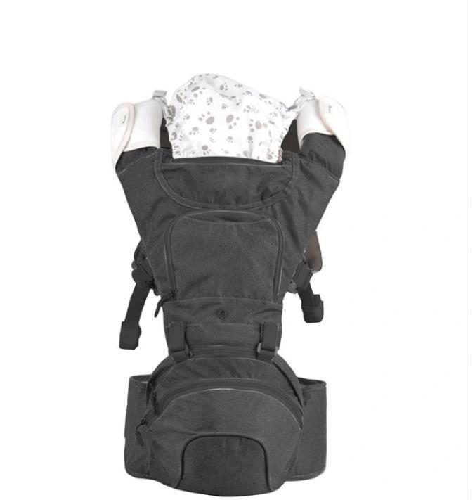 Baby Carriers Single Stool Multi-Functional Front Crossbar Stool for Mother and Child Supplies