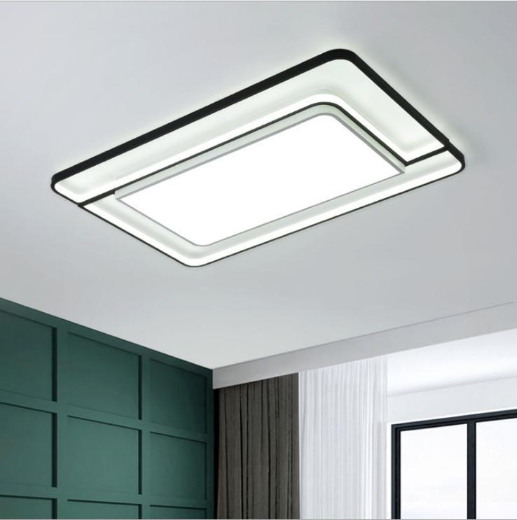 New Design LED Simple Rectangle Modern Acrylic Ceiling Light