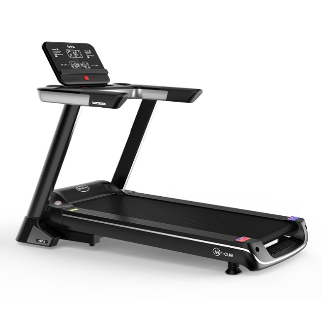 Source Factory Produced Customized New Home Electric Treadmill Cross-Border Fitness Equipment Bluetooth Treadmi