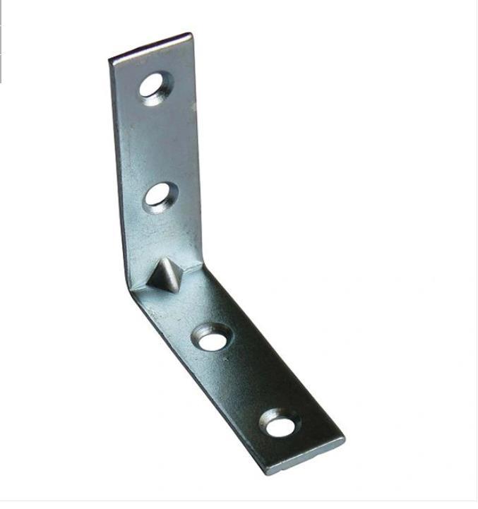 Steel Zinc Plated Hardware Angle Bracket (SW-064)