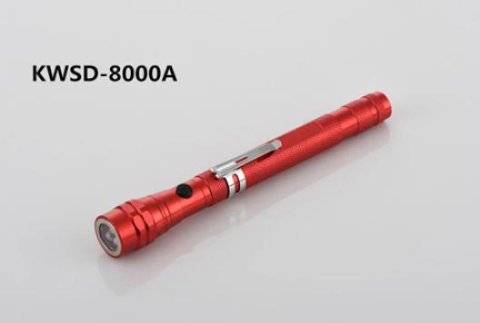 High Quality LED Flexible Work Light Flashlightht (KWSD8000A)