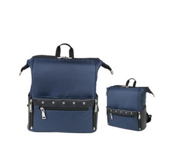 Fashion School Canvas Rucksack Laptop Backpack Vintage Waxed Canvas Mens Backpack Jg-Sjb6120