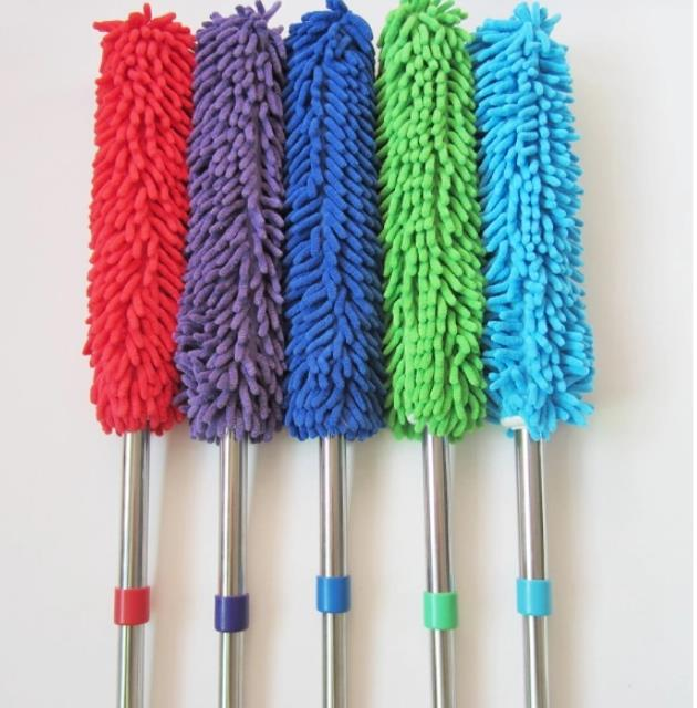 Household Microfiber Telescopic Duster/Feather Duster with High Quality