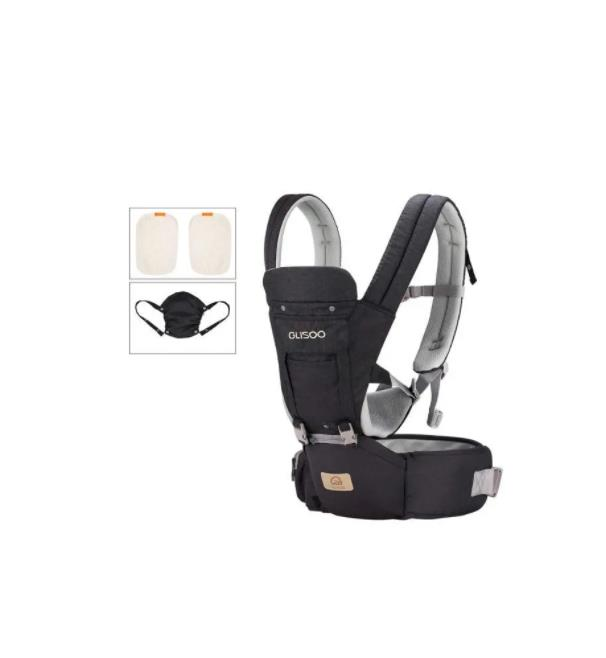 Removable Baby Hip Seat 360 Ergonomic Cotton Baby Carrier