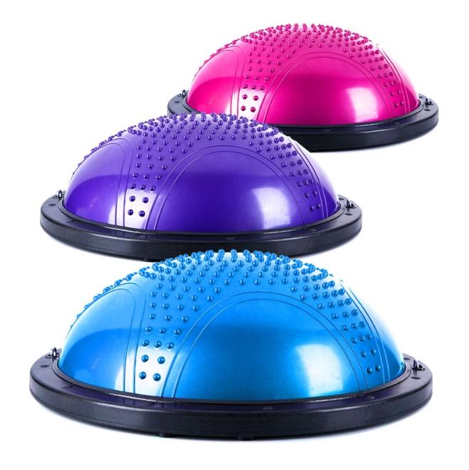 Wave Speed Ball Fitness Ball Yoga Ball Balance Ball Hemisphere Sports Fitness Dedicated Yoga Supplies