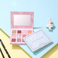12 Colors Makeup Beginners Pearlescent Matte Non-Smudge Eyeshadow Palette