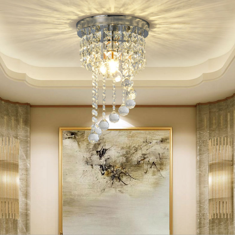 Wholesale Factory Direct Sale E12 E14s Shape LED Ceiling Lights for Aisle Porch Corridor