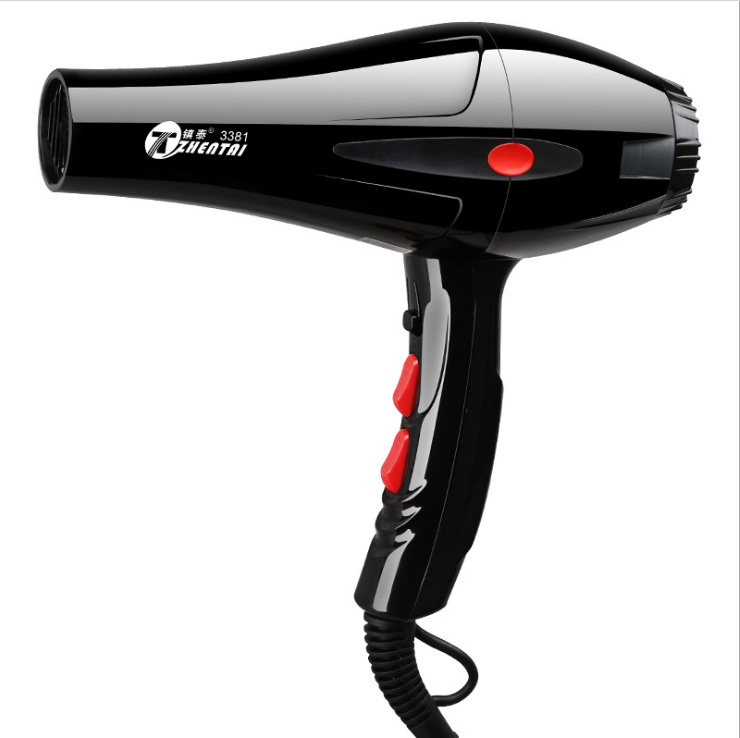 Home Dormitory High-Power Hair Salon Hot Cold Air Negative Ion Hair Dryer