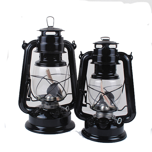 Retro nostalgia kerosene lamps Outdoor camping lantern(HL-009)