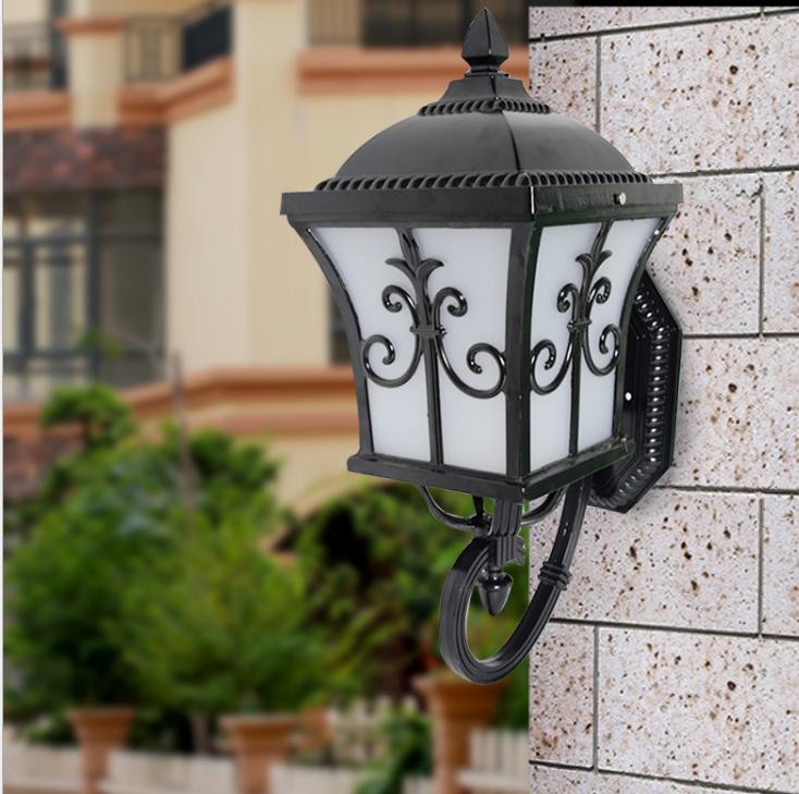 European LED Wholesale Vintage 3W Outdoor Wall Lamps for Lighting