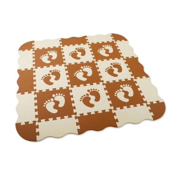 Children Jigsaw Puzzle Foam Pad High Density Assembly Type Crawling Pad Climbing Pad Early Education Intelligence Development